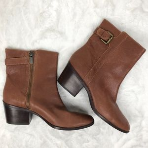 Nine West Vintage America Collection Leather Boots